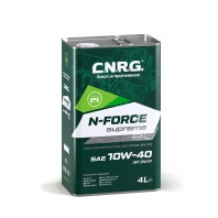 Масло моторное C.N.R.G. N-Force Supreme 10W-40 SN/CF (кан. 4 л)