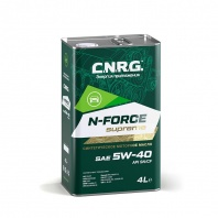 Масло моторное C.N.R.G. N-Force Supreme 5W-40 SN/CF (кан. 4 л)