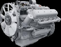 V-образных дизельный двигатель ЯМЗ
