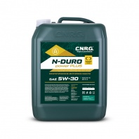 Масло моторное C.N.R.G. N-Duro Power Plus 5W-30 CI-4 (кан. 20 л)