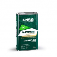 Масло моторное C.N.R.G. N-Force Supreme 5W-40 SN/CF (кан. 1 л)