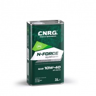 Масло моторное C.N.R.G. N-Force System 10W-40 SG/CD (кан. 1 л)