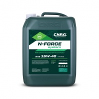 Масло моторное C.N.R.G. N-Force System 15W-40 SG/CD (кан. 20 л)