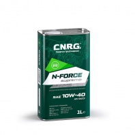Масло моторное C.N.R.G. N-Force Supreme 10W-40 SN/CF (кан. 1 л)
